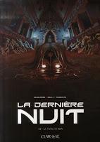 <i>La dernière Nuit, Tome 1 : La Tombe de Caïn</i> de Werner Maresta et Marco Belli 1 image