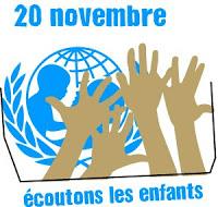 WEB: Journée internationale des Droits de l'Enfant 2009/Universal Children's Day 2009 1 image