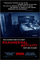 "CINEMA: ""Paranormal Activity"", horreur de l'intime/horror of the intimacy 2 image"