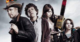 Bienvenue à Zombieland (Zombieland) de Ruben Fleischer affiche film cinéma