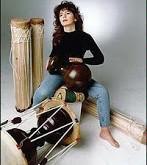 Evelyn Glennie, une percussionniste virtuose et sourde 1 image