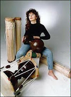 Evelyn Glennie, a virtuoso and deaf 7 image