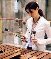 Evelyn Glennie, a virtuoso and deaf 1 image