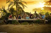 "TELEVISION: ""Lost"" saison finale/final season 5 image"