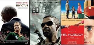 "[Critiques] ""Invictus"", ""Le Livre d'Eli"", ""Mr. Nobody"" 1 image"