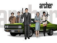 <i>Archer</i>, warning! New Cartoon Serie To Watch! / Attention ! Une nouvelle série animée à découvrir ! 3 image