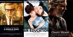 """CINEMA: BULLES DE COMPTOIR """"A Single Man"""", """"Crazy heart"""", """"Une éducation""""/""""An education"""" 1 image"""