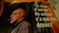 CINEMA: Bulle Cannoise #1, des droits et des devoirs/of rights and duties 1 image
