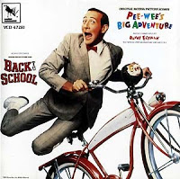 Danny Elfman, de <i>Pee-Wee Big Adventure</i> à <i>Alice aux pays des merveilles</i>/from <i>Pee-Wee's Big Adventure</i> to <i>Alice in Wonderland</i> 1 image