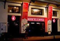 """THEATRE: """"Tout ce qui nous reste de la révolution, c'est Simon"""" & """"Une Anthologie de l'optimisme"""" au Théâtre de la Bastille/at Théâtre de la Bastille 1 image"""