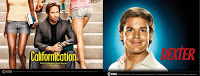 """TELEVISION: The Showtime must go on - """"Californication"""", """"Dexter"""" 1 image"""