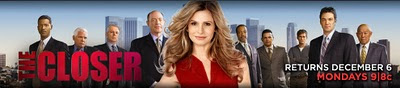 "TELEVISION: ""The Closer"" saison 6/season 6, Deputy Chief Brenda Leigh Johnson is back! 1 image"
