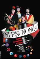 """THEATRE: """"Ni fini Ni infini"""", das ist Shön ! 1 image"""