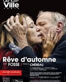"""THEATRE: """"Rêve d'automne"""" , Le Louvre investit le Théâtre de la Ville de Paris/The Louvre invests the Théâtre de la Ville de Paris 23 image"""