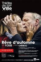 """THEATRE: """"Rêve d'automne"""" , Le Louvre investit le Théâtre de la Ville de Paris/The Louvre invests the Théâtre de la Ville de Paris 1 image"""