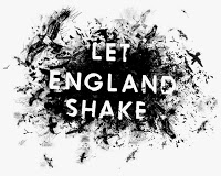"""""""Let England Shake"""" (2011) by PJ Harvey / """"Bach"""" (2010) by Richard Galliano 4 image"""
