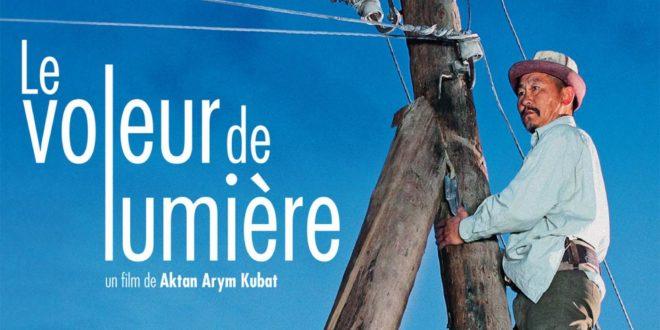 Le Voleur de lumière d'Atkan Arym Kubat affiche film cinéma