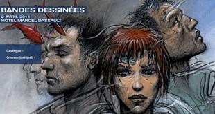 """TELEX - Artcurial """"Bandes dessinées""""/""""Comic strips"""" 5 image"""
