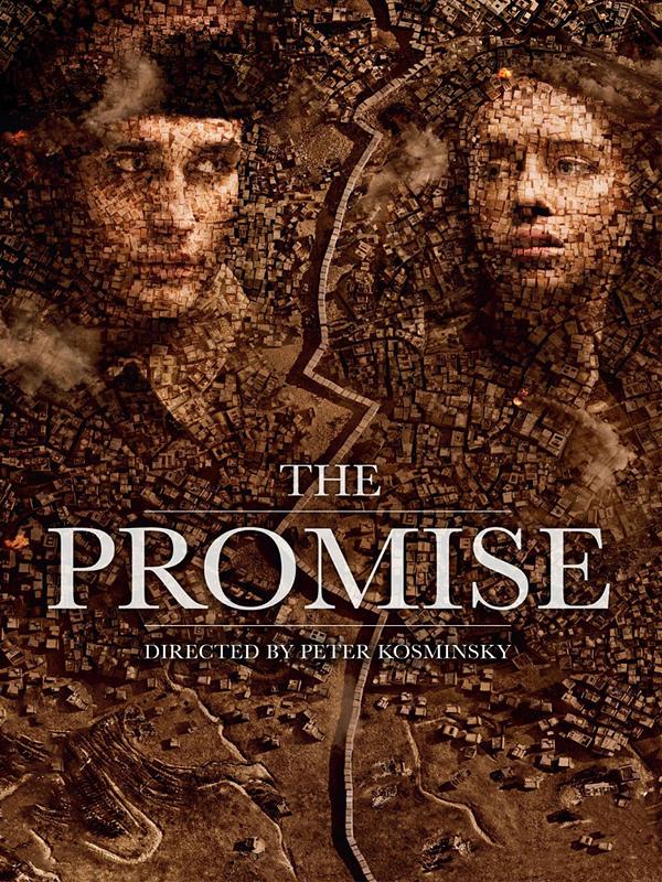 Le Serment The Promise poster