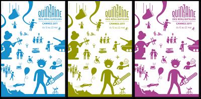 CINEMA: QUINZAINE DES REALISATEURS 2011, who's in?/DIRECTORS' FORNIGHT 2011, qui en est ? 1 image