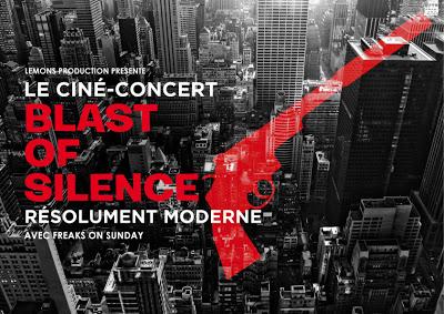 "CINEMA: TELEX - ""Blast of Silence"" de/by Freaks on Sunday 1 image"
