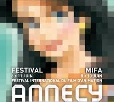 CINEMA: TELEX - Festival international du film d'animation d'Annecy 2011 au Forum des Images/2011 Annecy International Animated Film Festival at Forum des Images 1 image