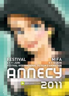 CINEMA: TELEX - Festival international du film d'animation d'Annecy 2011 au Forum des Images/2011 Annecy International Animated Film Festival at Forum des Images 2 image