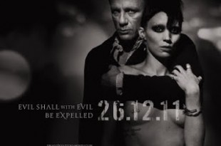 """""""The Girl with the Dragon Tattoo"""": Teaser 1 image"""