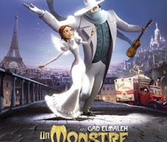 """CINEMA: I NEED A TRAILER #48 - """"Un monstre à Paris"""" de/by Bibo Bergeron 2 image"""