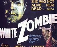 "CINEMA: I NEED A VINTAGE TRAILER #03 - ""White Zombie"" de/by Victor Halperin 2 image"