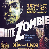"CINEMA: I NEED A VINTAGE TRAILER #03 - ""White Zombie"" de/by Victor Halperin 4 image"