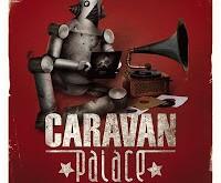 MUSIC: I Hate Mondays #26 - Caravan Palace 32 image