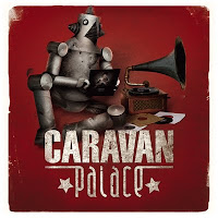 MUSIC: I Hate Mondays #26 - Caravan Palace 1 image