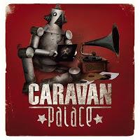 MUSIC: I Hate Mondays #26 - Caravan Palace 1 image