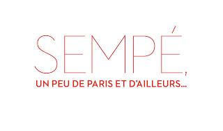 What's up? TELEX - Sempé, un peu de Paris et d'ailleurs/The drawings of Sempé at the Hôtel de Ville 1 image