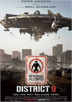 "CINEMA: ""District 9"", histoire, altérité et identité / history, identity and otherness - 1/4 1 image"