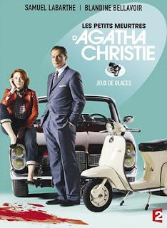 """[Critique] """"Les Petits Meurtres d'Agatha Christie"""" épisode """"Jeux de glaces"""" : Premier épisode d'une nouvelle saison 1 image"""