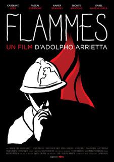 "CINEMA: ""Flammes"" de/by Adolpho Arrietta (1978) 1 image"