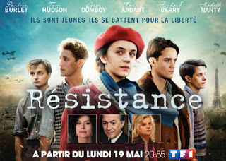 "TELEVISION: ""Résistance"", saison 1/season 1 (2014), la jeunesse invincible/the invicible youth 1 image"