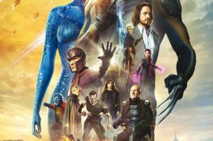X-Men: Days of Future Past affiche film cinéma