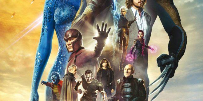 X-Men: Days of Future Past affiche film cinéma