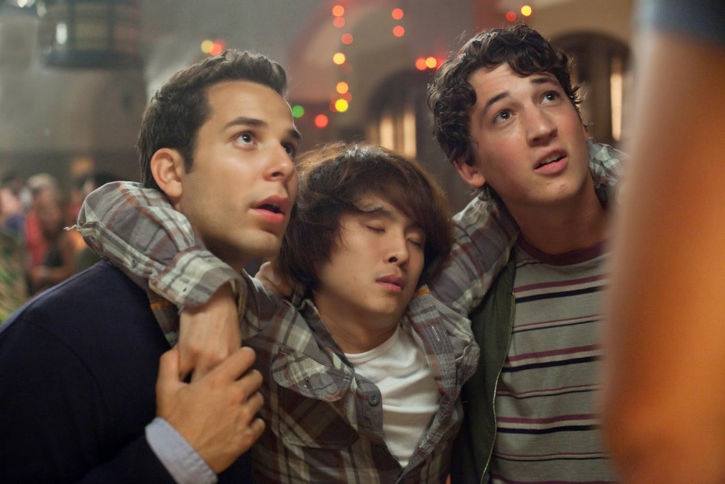 [BLU-RAY] <i>21 & Over</i> (2013), attention film cuite ! / carefull, wasted movie! 10 image