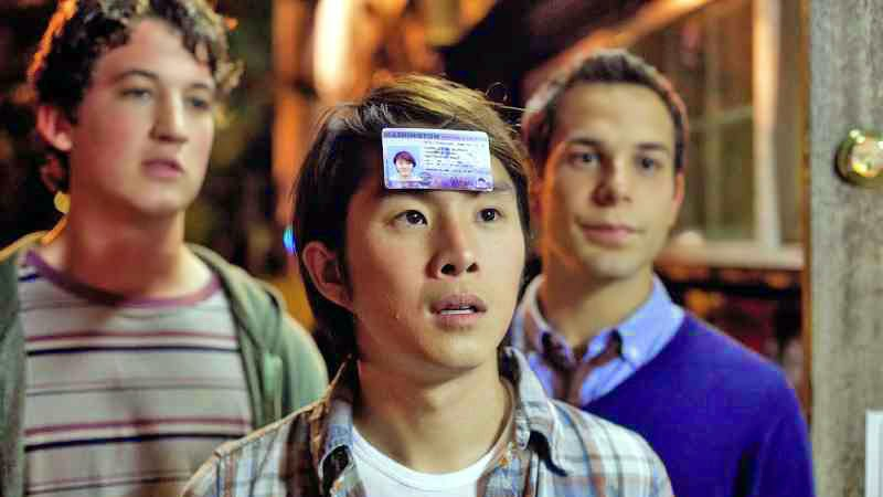 [BLU-RAY] <i>21 & Over</i> (2013), attention film cuite ! / carefull, wasted movie! 3 image