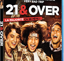 [BLU-RAY] <i>21 & Over</i> (2013), attention film cuite ! / carefull, wasted movie! 17 image