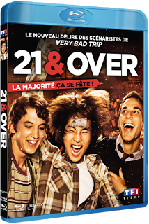 [BLU-RAY] <i>21 & Over</i> (2013), attention film cuite ! / carefull, wasted movie! 1 image