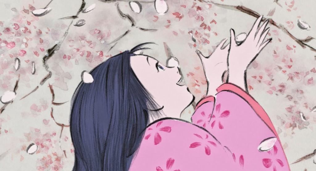 Le conte de la Princesse Kaguya image 1