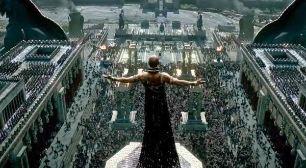 """[BLU-RAY] """"300 : La Naissance d'un Empire"""" (2014), sans chemise, sans pantalon / """"300 : Rise of an Empire""""(2014), without shirt, without pants 4 image"""