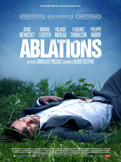 """[REVIEW] """"Ablations"""" (2014), sometimes, only one organ is missing, and the whole world seems depopulated 1 image"""