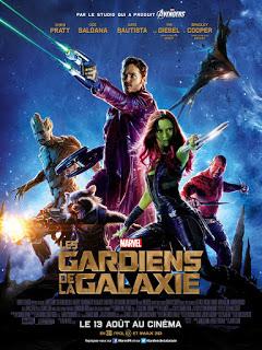 les gardiens de la galaxie film cinéma