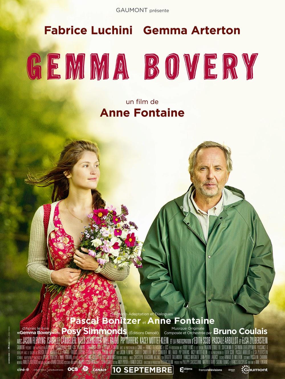 """[Critique] """"Gemma Bovery"""" (2014) : c'est la France 1 image"""
